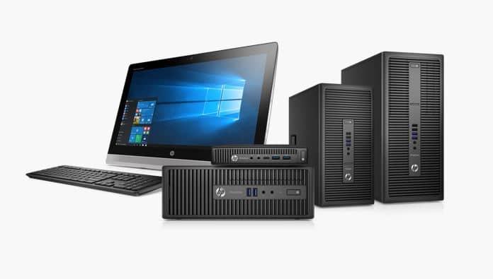 Desktop Computers via CPS Technology Solutions