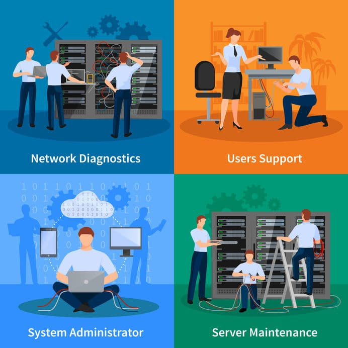 Hardware Repair & Maintenance | CPS Technology Solution