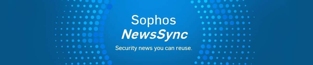 SOPHOS News Sync via CPS Technology Solutions
