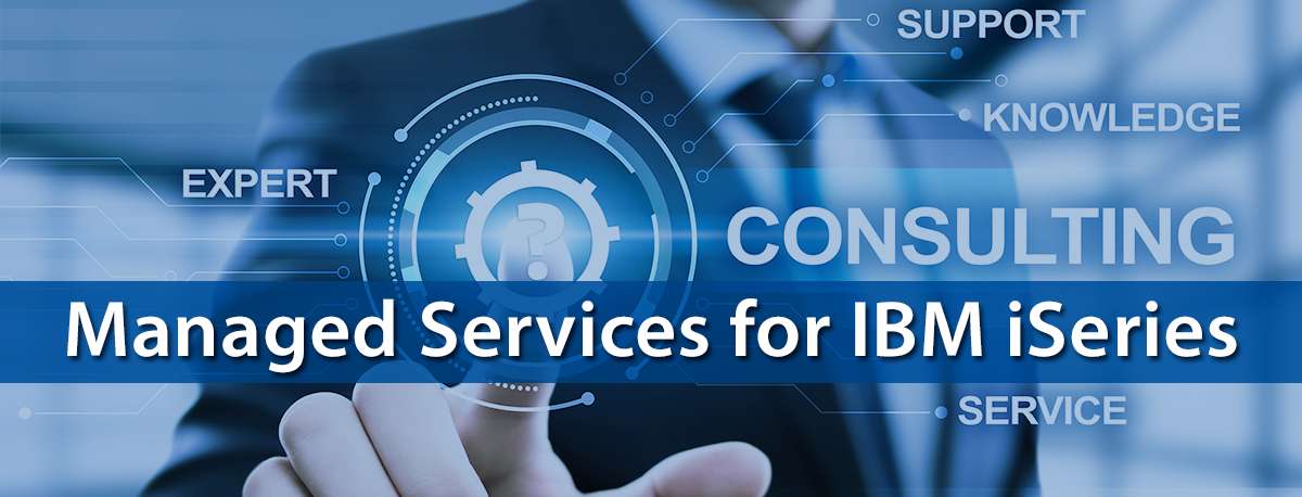 Managed Services for IBM iSeries - CPS Technology Solutions